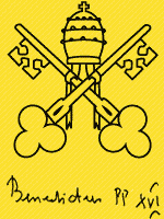 @Pontifex Twitter logo