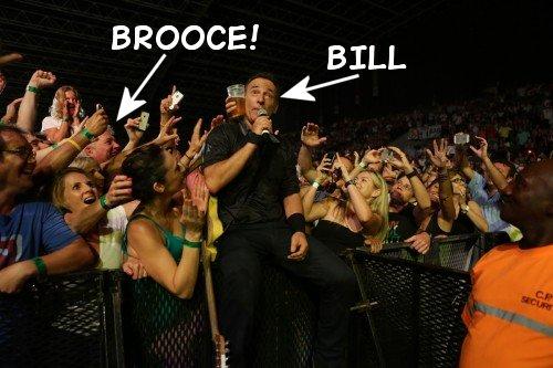 Bruce and Bill