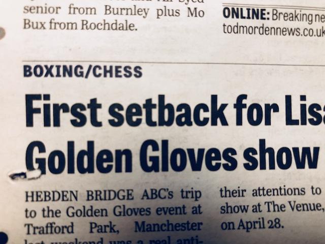 Boxing/chess