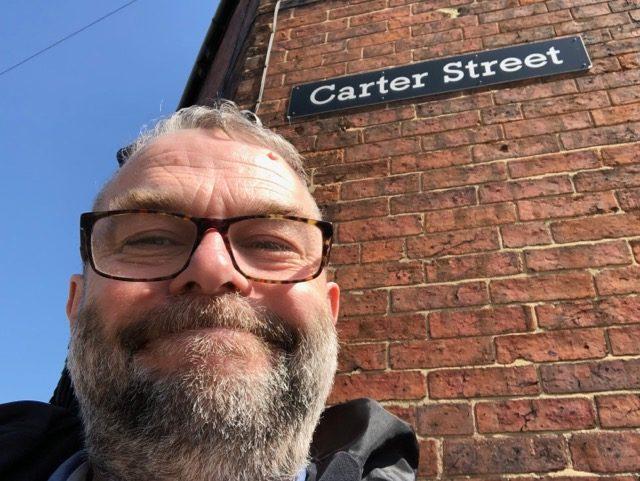 Carter Street.