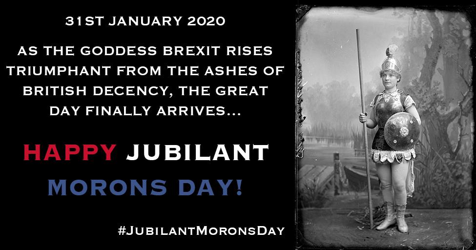 Jubilant Morons Day