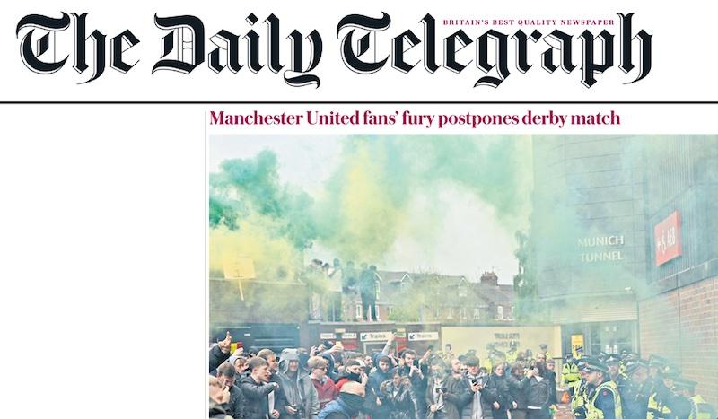 'Derby match'