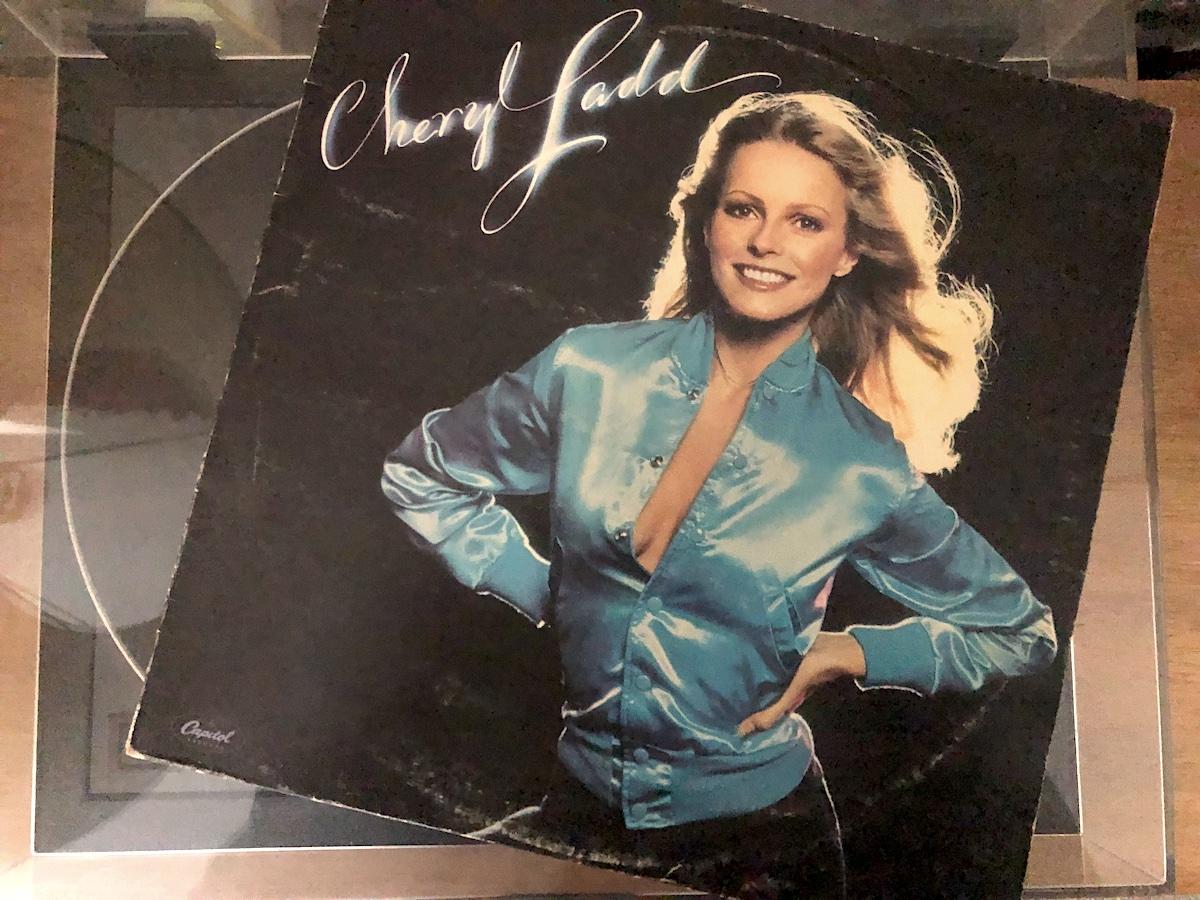 Cheryl Ladd's eponymous album