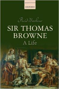 Sir Thomas Browne: a life
