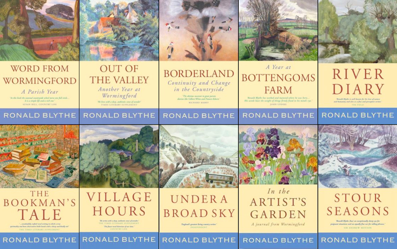 The 'Wormingford' series by Ronald Blythe