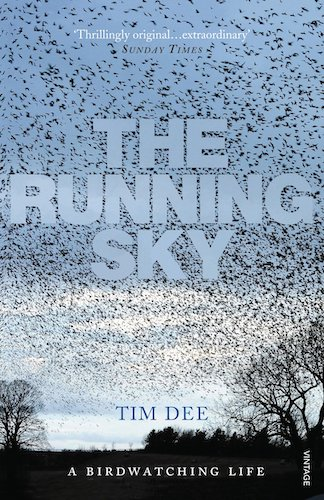 'The Running Sky' by Tim Dee