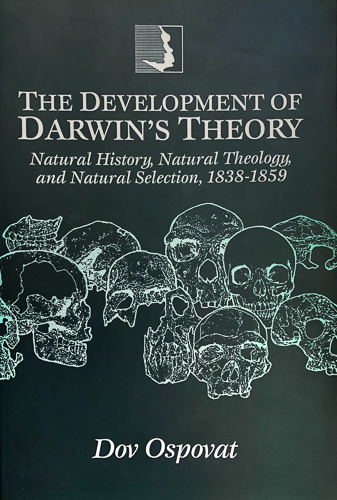 The Development of Darwin's Theory