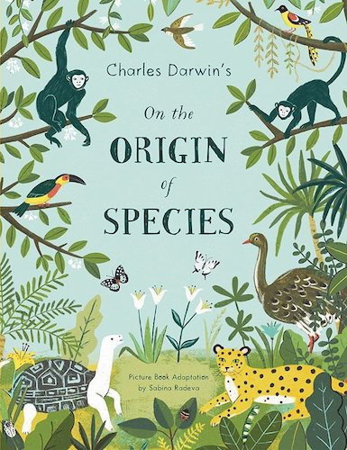 'Charles Darwin's On the Origin of Species' by Sabina Radeva